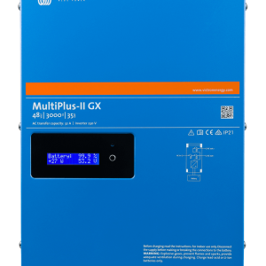 Victron MultiPlus-II inverter/charger 3000VA with GX interface